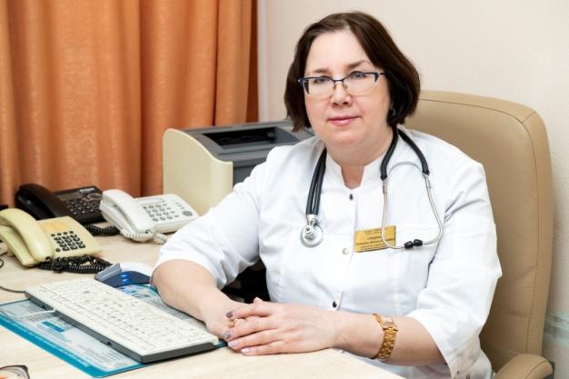 Лица омской медицины