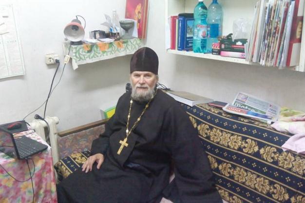 В Омске священника пытаются не пустить на выборы в депутаты Горсовета