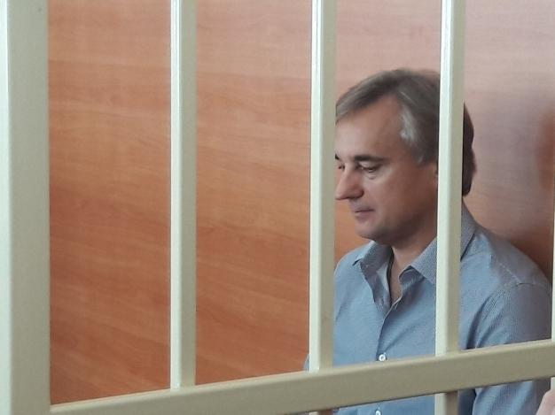 Сергея Калинина лишили мандата депутата Заксобрания