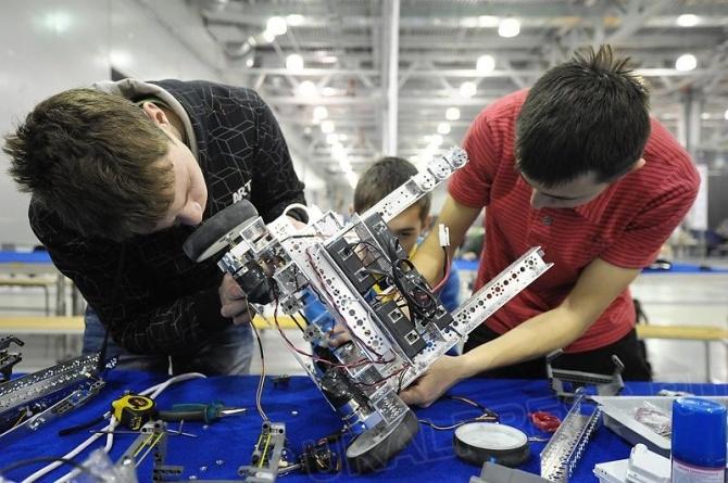 ВОмске надетский технопарк выделят еще 30 млн. руб.