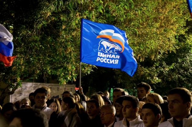 Единороссы на 10 процентов голосов опередили коммунистов на выборах в Омский горсовет
