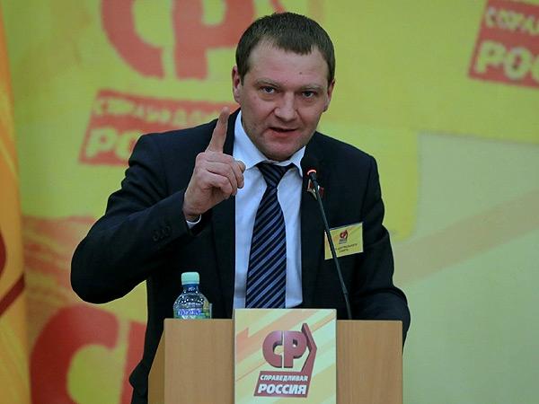 Лидер омских cправороссов прокомментировал выход изпартии Алексея Провозина