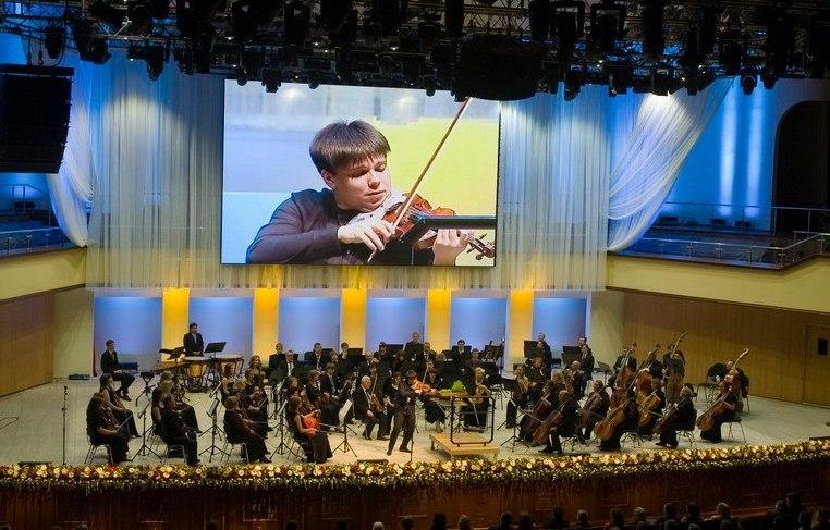 ВОмске пройдет Международный конкурс скрипачей им.Ю. И. Янкелевича