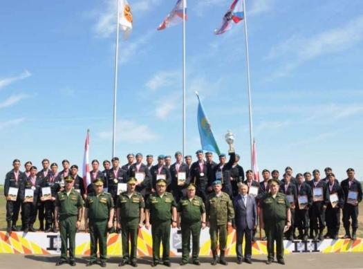 ВОмск приехали машины освободительной армии Китая