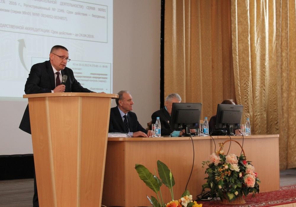 ОмГМУ взял курс наразвитие— Омская область
