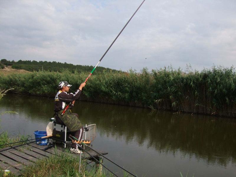 Омичам разрешат рыбачить наПтичьей гавани