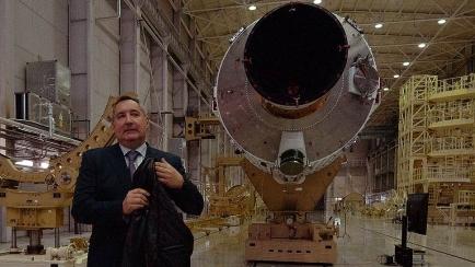 Рогозин сообщил опланах модернизации ракеты-носителя «Ангара»