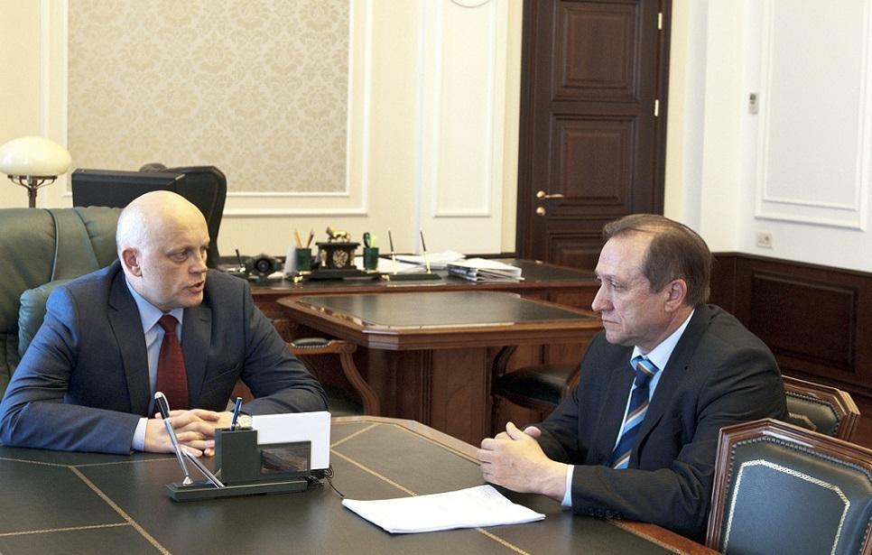 ВОмске ушедшего вотставку Александра Бирюкова сменит Богдан Масан