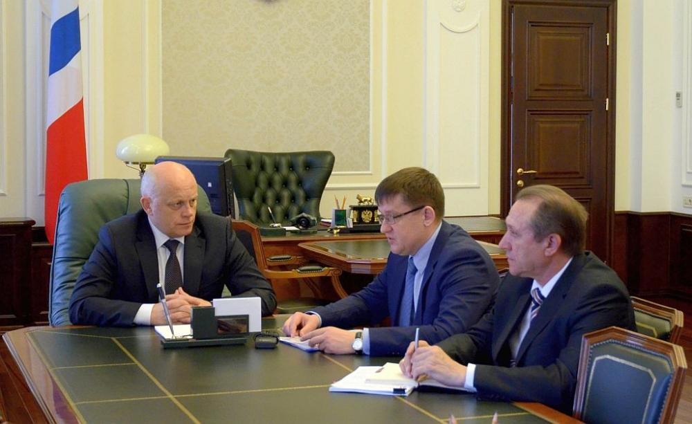 Виктору Назарову представили новые расчеты норматива поОДН