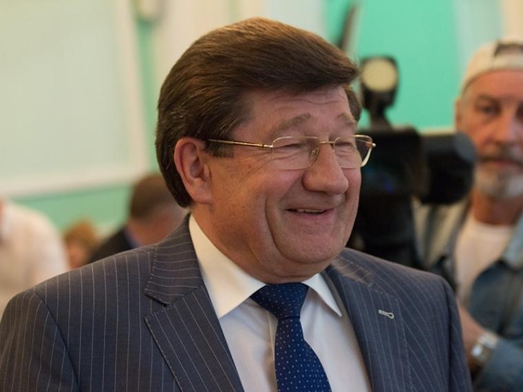 «Мэр Омска получал миллионные премии»— генпрокуратура