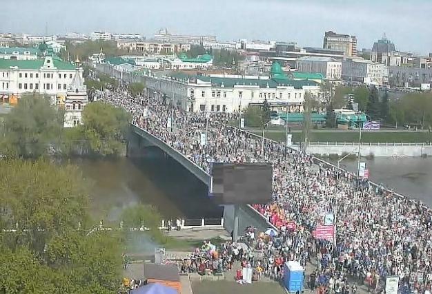 Наремонте Юбилейного моста вОмске сэкономили всего 3 тысячи руб.