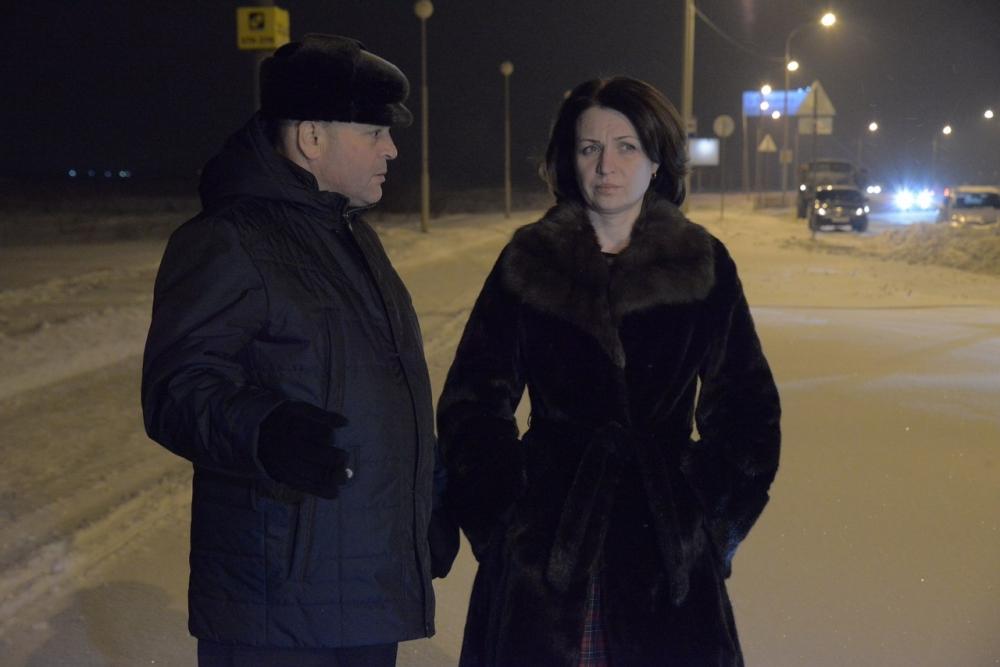 Мэр Омска пригласила сельчан убирать город отснега