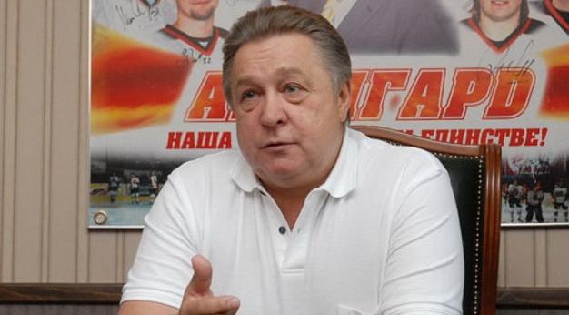 Стала известна причина смерти прошлый генменеджер «Авангарда» Анатолия Бардина