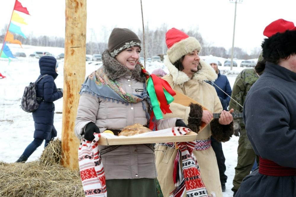 «Широкая Масленица»: карта праздничных гуляний вглавном парке Омска