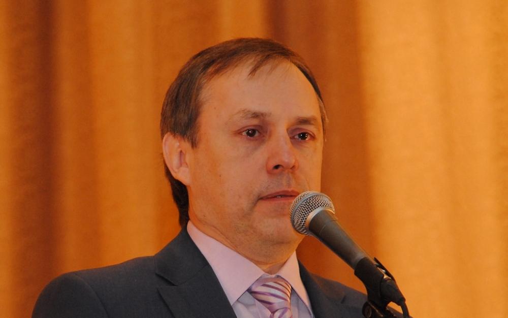 Новым лидером омских единороссов стал Юрий Тетянников