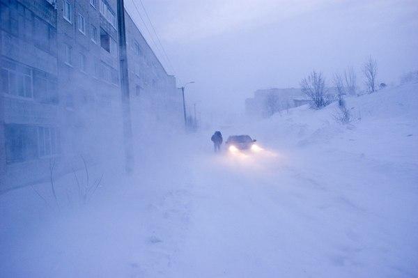 Ночь на13января стала для столицы самой холодной зазиму