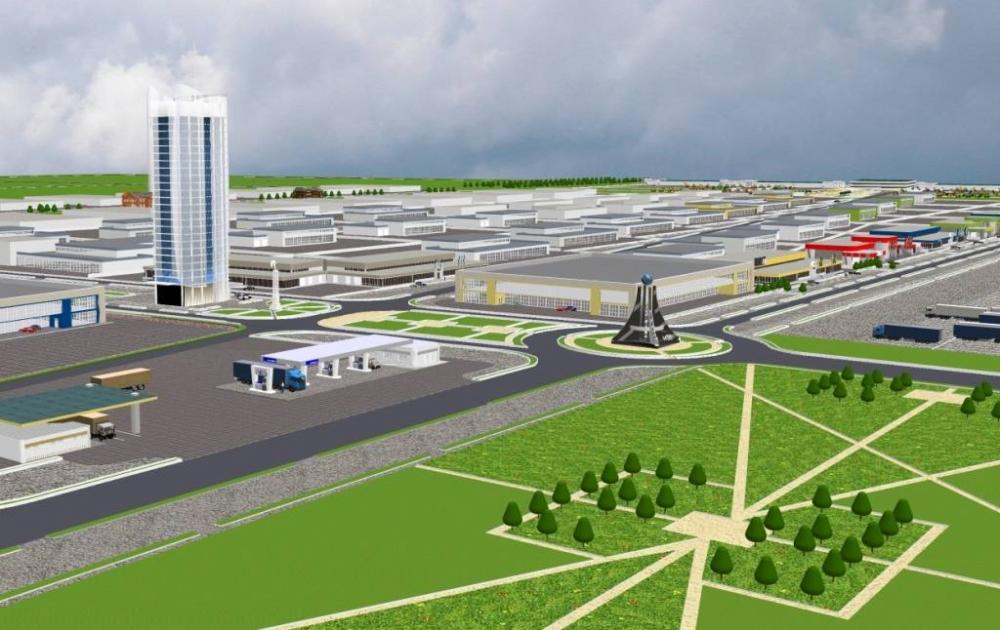 ВОмске началось строительство агроцентра «Макошь»