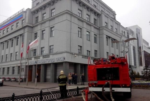 ВОмске продолжается серия «минирований»: эвакуируют большие торговые центр