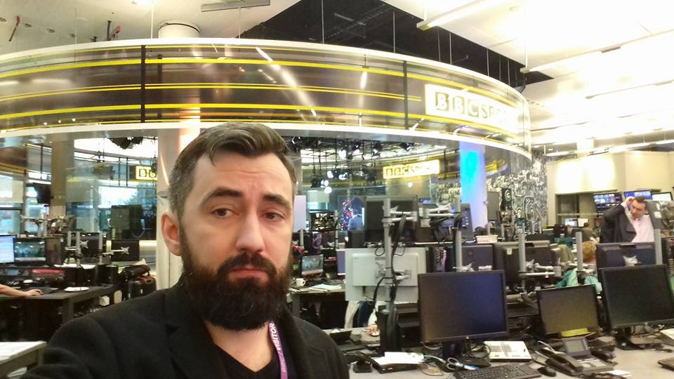 Александр Малькевич уволился с«12 канала»