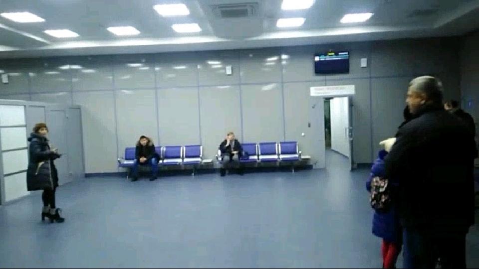 Вомском аэропорту открыли новый зал ожидания