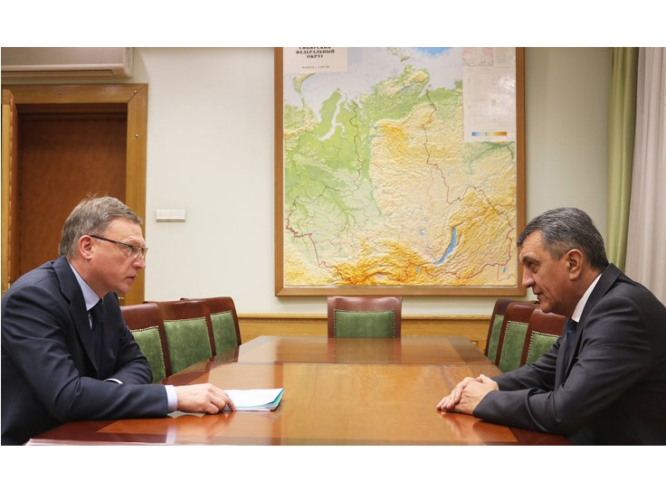 Врио губернатора Александр Бурков встанет налыжи