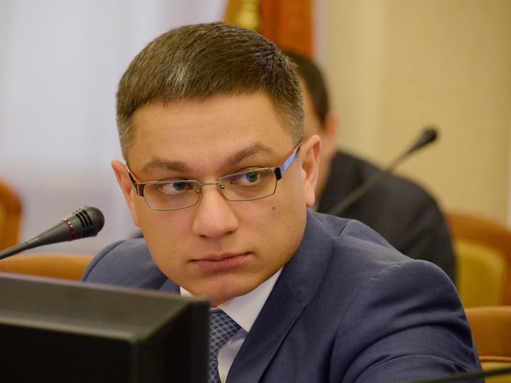 Министром экономики Омской области назначен Расим Галямов