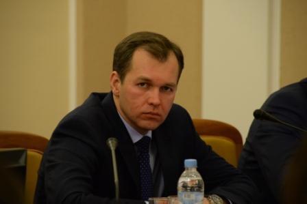 Финансовым заместителем омского губернатора Буркова официально назначен Дмитрий Ушаков
