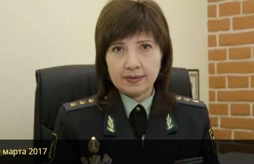 Галина ТИТОВА стала новым заместителем основного судебного пристава Омской области