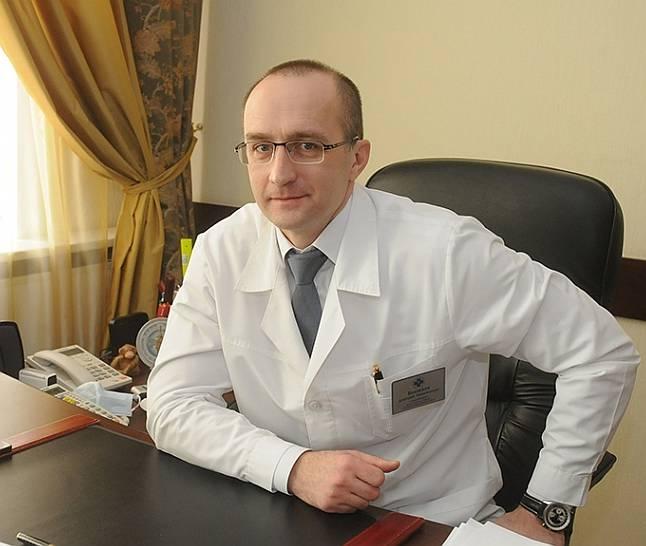Руководитель омского Министерства здравоохранения Стороженко определился спервым замом