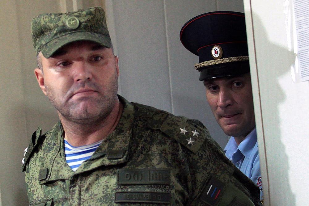 В столицеРФ завершили расследование дела обобрушении казармы вОмске