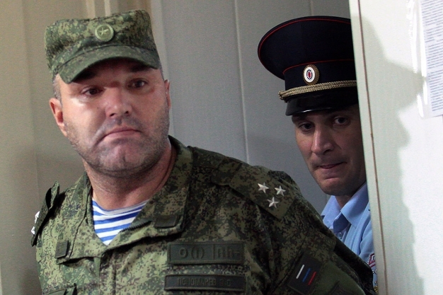 Расследование дела обобрушении казармы омского центра ВДВ окончено