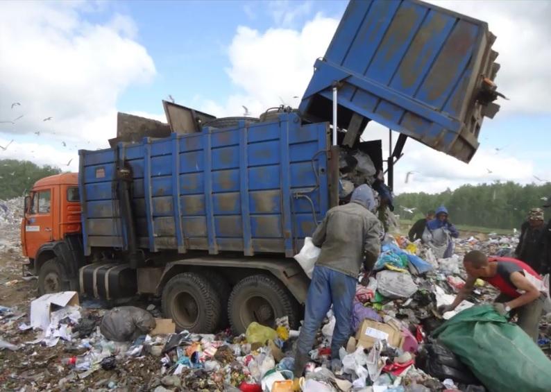 Единственный мусорный полигон вОмске закрывают