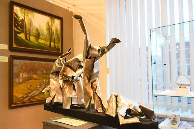 Конкурсы живопись скульптура