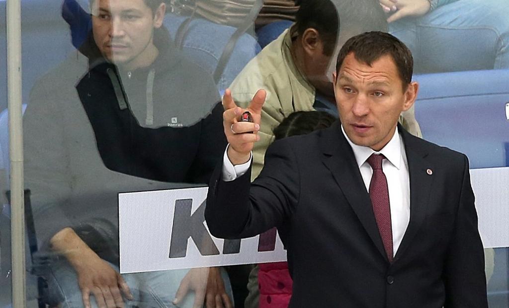 НовокузнецкийХК «Металлург» возглавит новый тренер