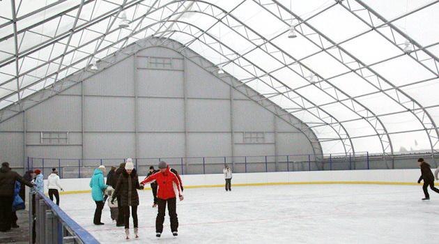 Ледовая арена имени погибшего хоккеиста Черепанова вБарнауле небудет снесена