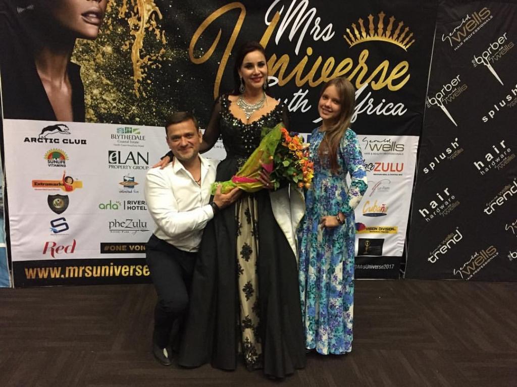 Жительница Кубани завоевала титул «Гламурная миссис Вселенная»: фото красавицы