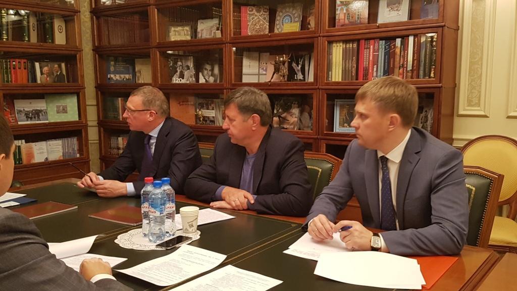 Мединский приедет в Омске на открытие «Галерки»